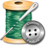 Scrapware custom feature